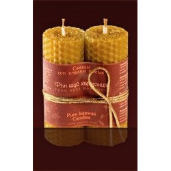 Фън Шуй Свещи от Пчелен Восък