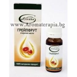 Грейпфрут Етерично Масло (Rivana)