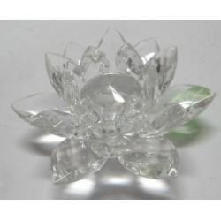 Фън Шуй Лотос (кристал)-малък