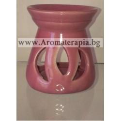 Арома Лампа за Ароматерапия (Червена) - ARL01