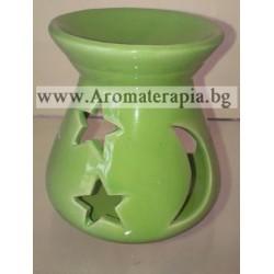 Арома Лампа за Ароматерапия (Зелена) - ARL03