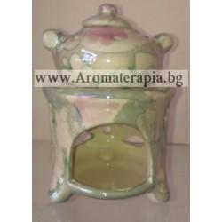 Арома Лампа за Ароматерапия - Камина (Малка) ARL07