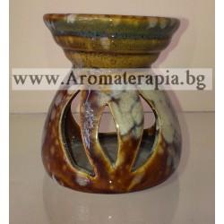 Арома Лампа за Ароматерапия (Пламък) ARL15
