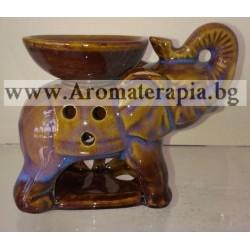 Арома Лампа за Ароматерапия - Слон - ARL18