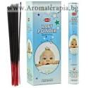 Фън Шуй Ароматни Пръчици - Бебешка Пудра (Baby Powder) HEM Corporation