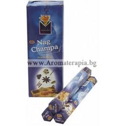 Фън Шуй Ароматни Пръчици - Наг Чампа (Nag Champa) Raj Fragrance