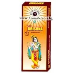 Фън Шуй Ароматни Пръчици - Кришна - прекрасният Бог,изворът на вечно наслаждение (Krishna) Raj Fragrance