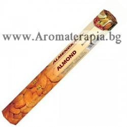 Фън Шуй Ароматни Пръчици - Бадем (Almond) Raj Fragrance