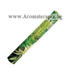 Фън Шуй Ароматни Пръчици - Канабис (Cannabis) Raj Fragrance