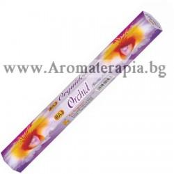 Фън Шуй Ароматни Пръчици - Орхидея (Orchid) Raj Fragrance