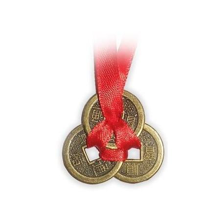 Фън Шуй Връзката на Трите монети (Голяма)
