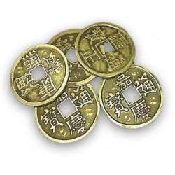 Китайски Фън Шуй Монети (Малки)