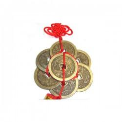 Фън Шуй Плитката на 8-те монети