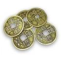 Китайски Фън Шуй Монети (Средни)