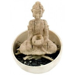 Фън Шуй Фонтан Буда - Воден Елемент