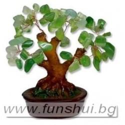 Фън Шуй Дърво на Равновесието (Ахат) Малко