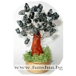 Фън Шуй Дърво на Истината (Обсидиан)