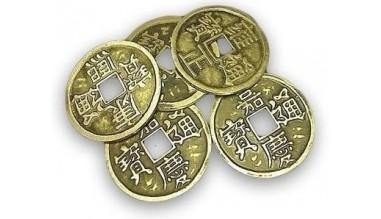 Китайски Фън Шуй Монети